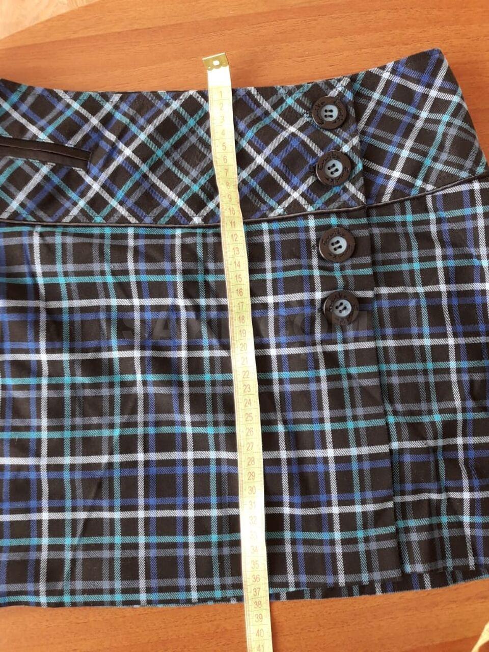 5cbf769598d Продам коротенькую юбку с запахом. Размер 46. Производство Россия фирма  Evrika.