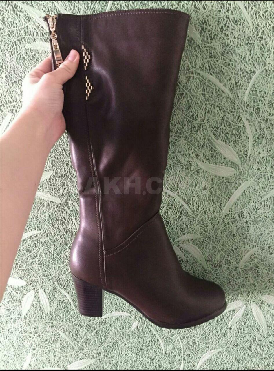 20b8467e0 Продам новые женские зимние сапоги - 900 руб. Одежда, обувь и ...