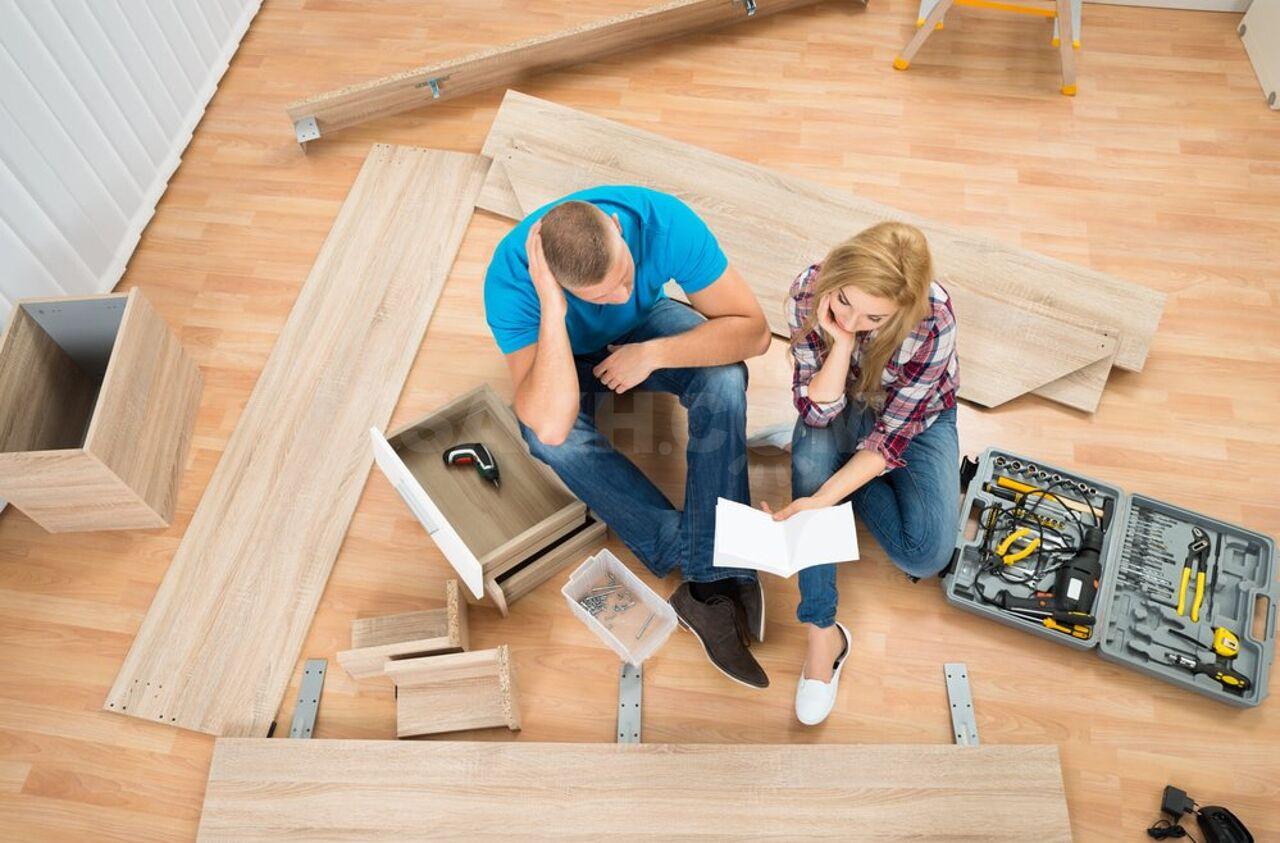 Картинки сборщиков мебели