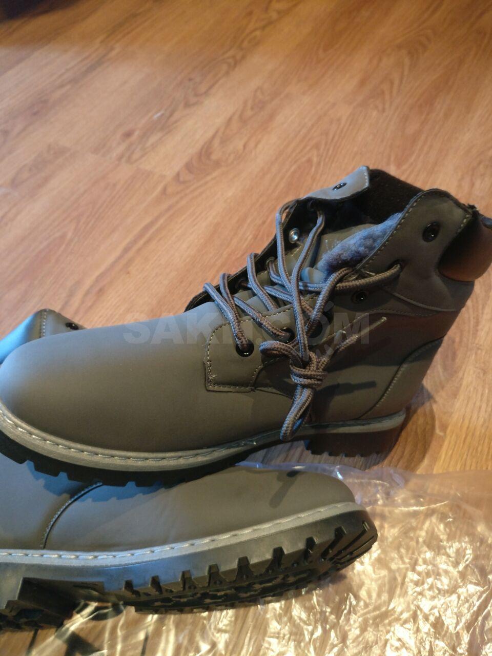 bddd8f10b Зимняя мужская обувь - 1000 руб. Одежда, обувь и аксессуары. Мужская ...