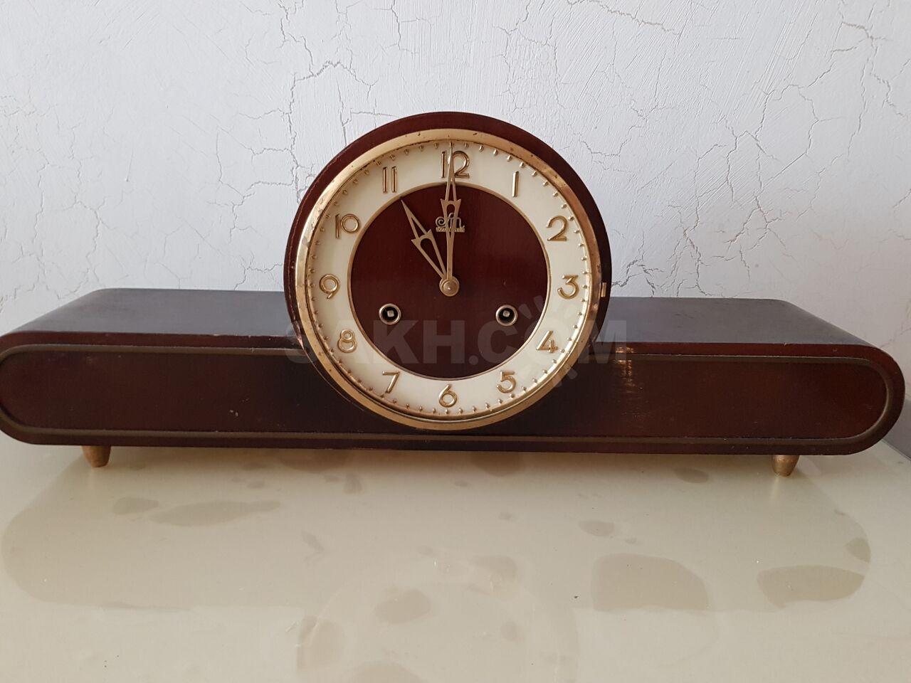 Продам механические часы настольные авто стоимость норма часа ремонт