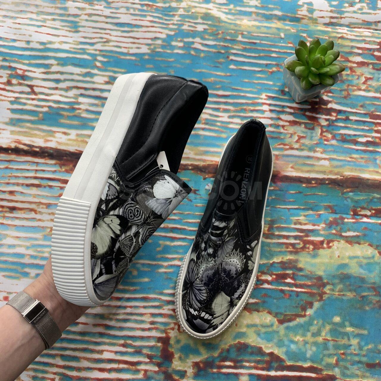 28bc5d59c Продам новые слипоны 35 и 37 размера. - 500 руб. Одежда, обувь и ...