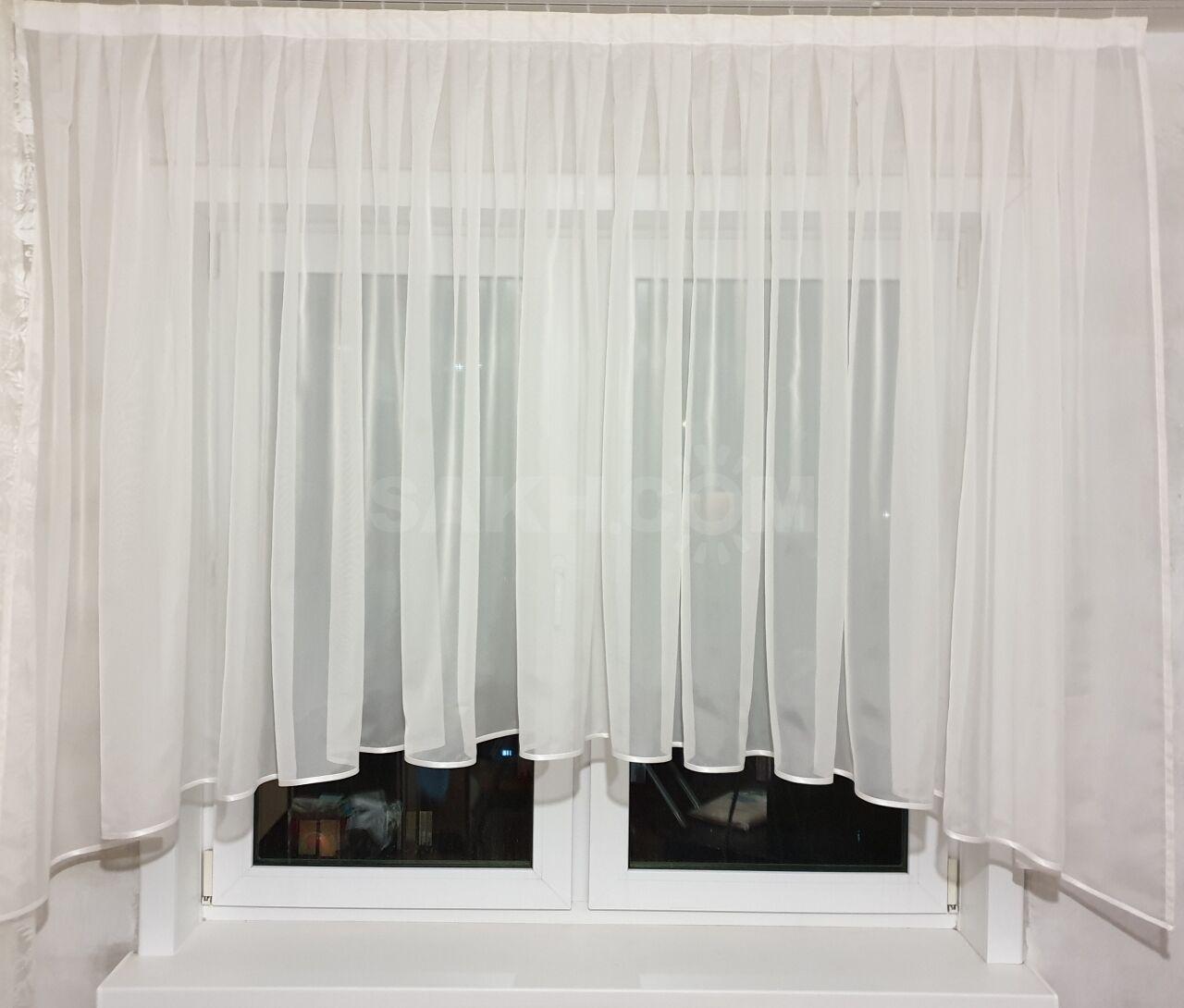Новинка. тюль сетка на кухонное окно. арка. на IZI.ua (521546) | 1090x1280