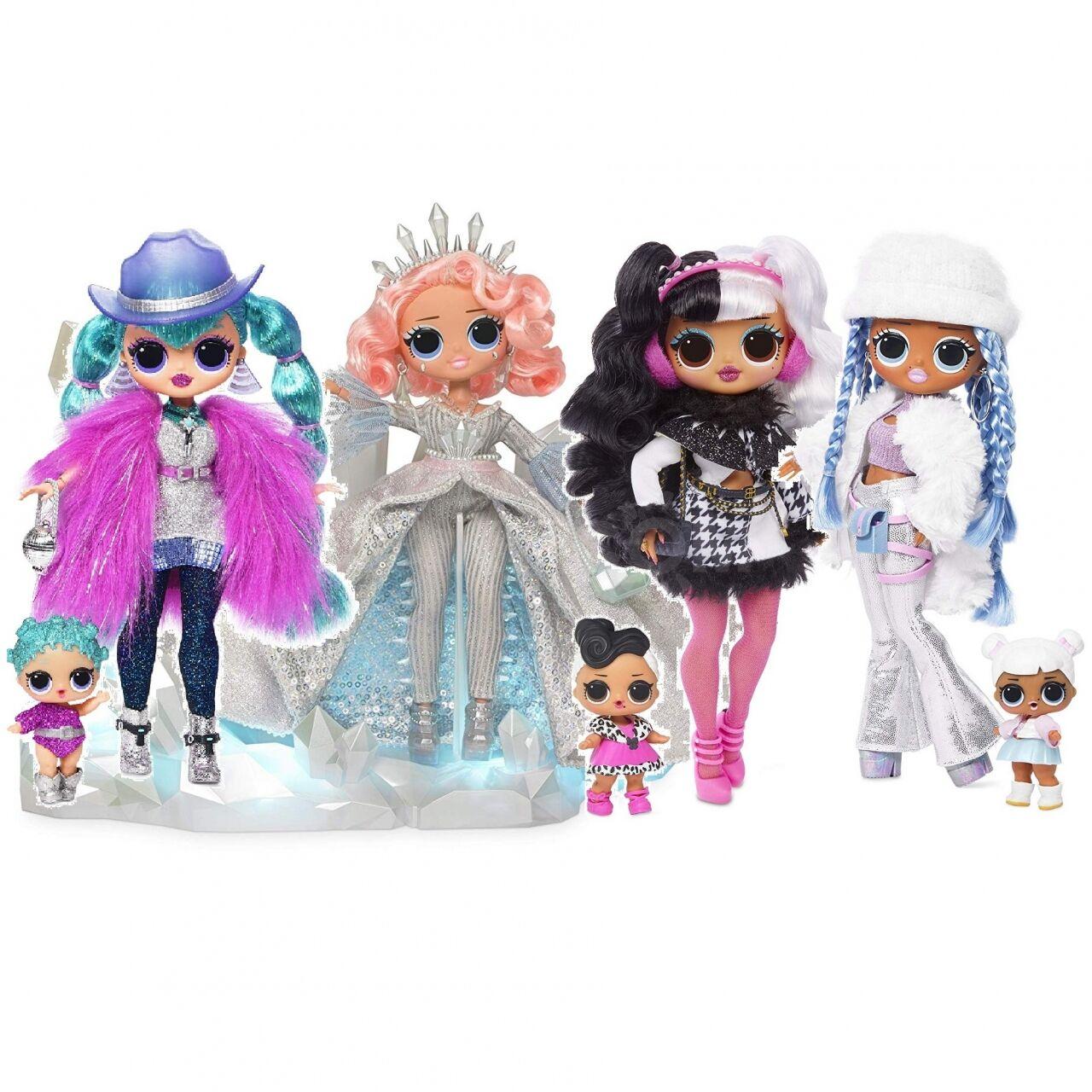 Куклы LOL OMG (ЛОЛ ОМГ) 2 волна зимняя серия, в наличии ...