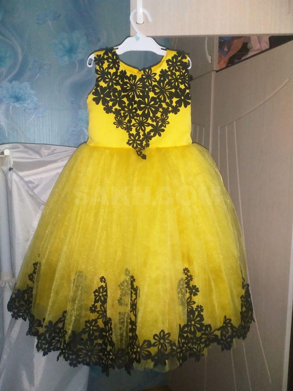 Платье для девочки 38-9002-5 - купить по выгодной цене | ZIRONKA.RU | 1280x960