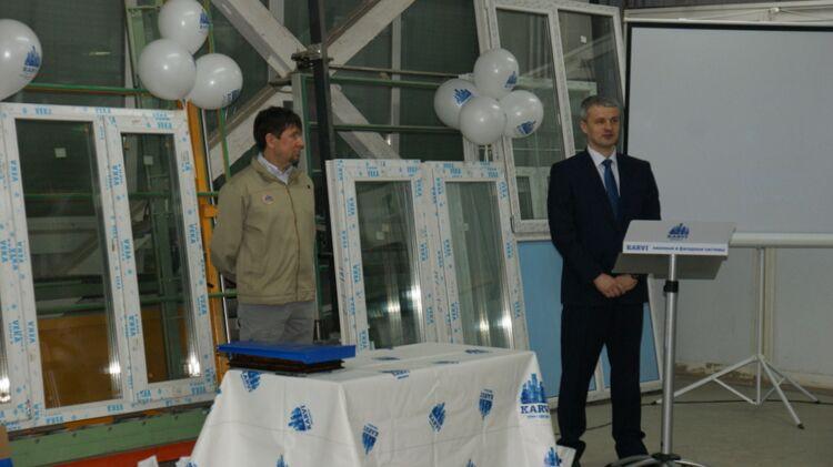 Владимир Карагулаков иАлексей Фризюк