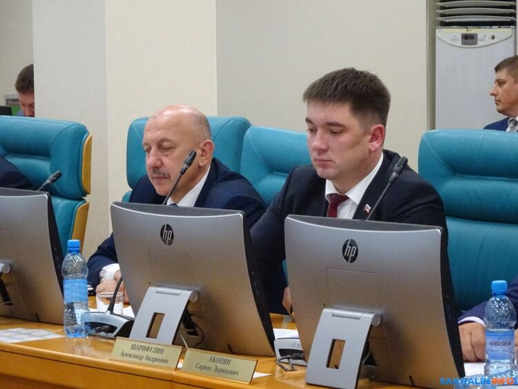 Александр Болотников, Александр Шарифулин