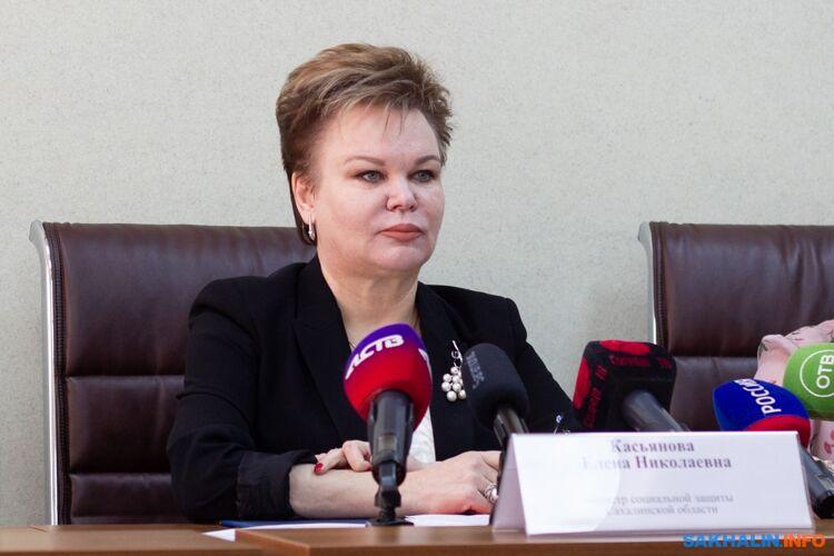 Елена Касьянова