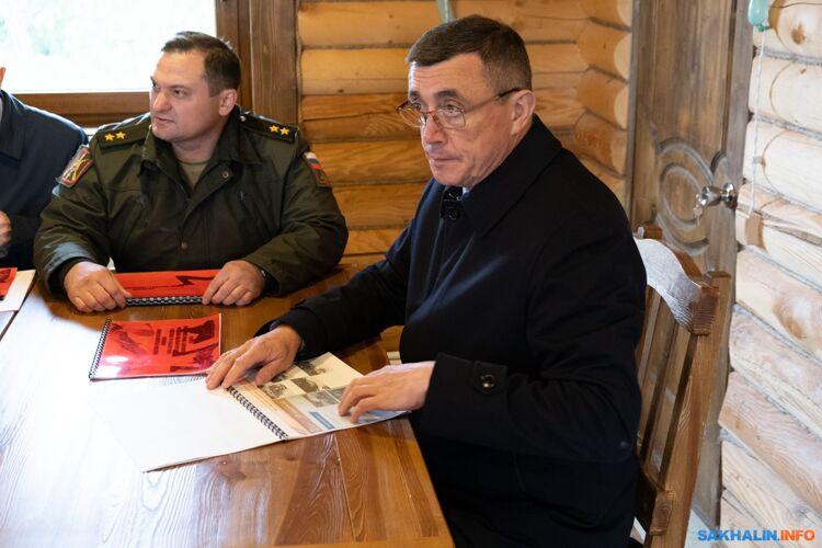 Дмитрий Глушенков и Валерий Лимаренко