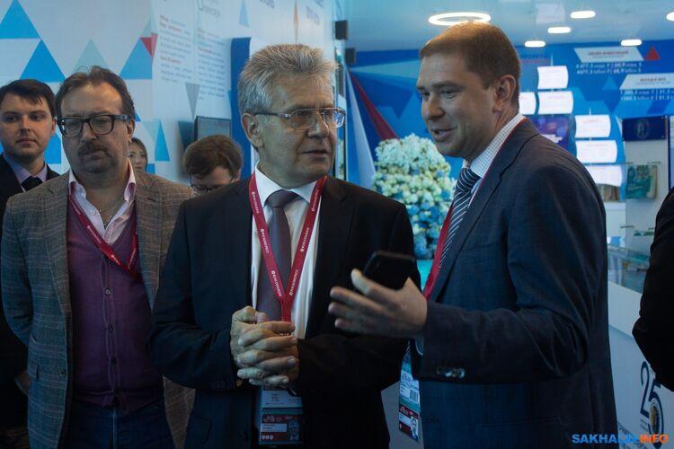 Александр Сергеев и Алексей Белик