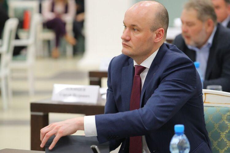 Антон Зайцев, фото из телеграм-канала Лимаренко