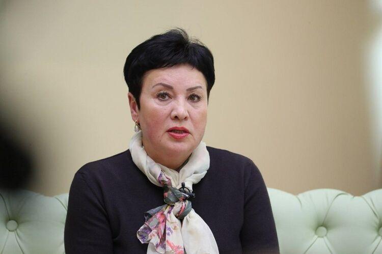 Ольга Фунтусова, фото из телеграм-канала Лимаренко