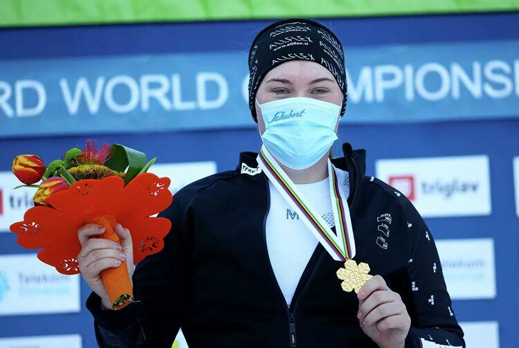 София Надыршина, фото Reuters