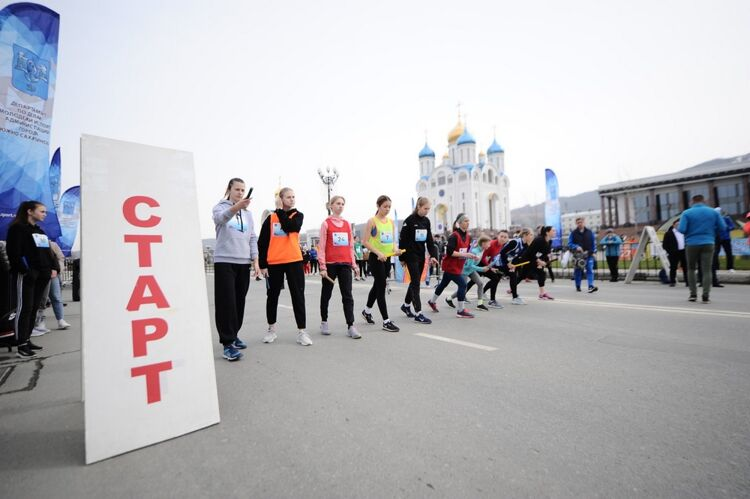 Фото департамента по делам молодежи и спорта мэрии