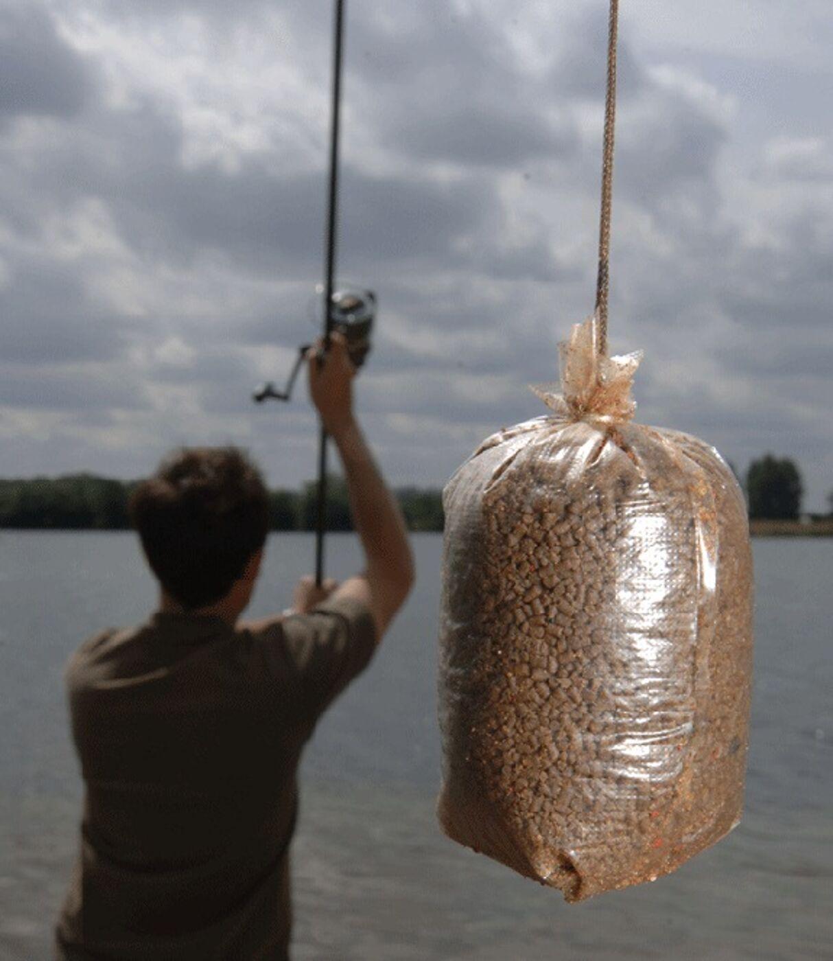 Пакет для рыбалки своими руками