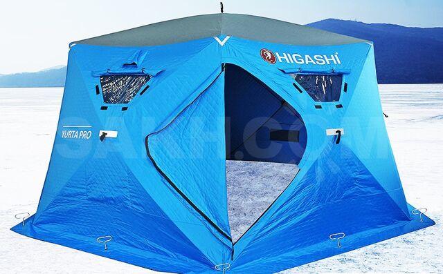 палатка для зимней рыбалки лотос