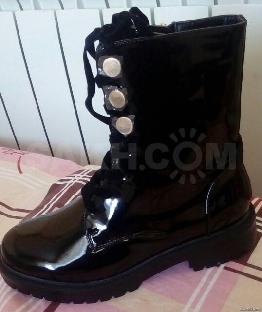 e6c76a9b продам ботинки весна-осень - 2000 руб. Одежда, обувь и аксессуары ...