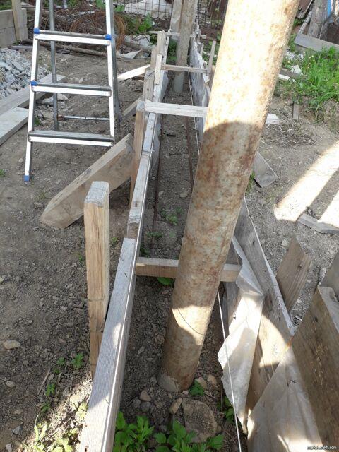 Столбы под забор в якутске