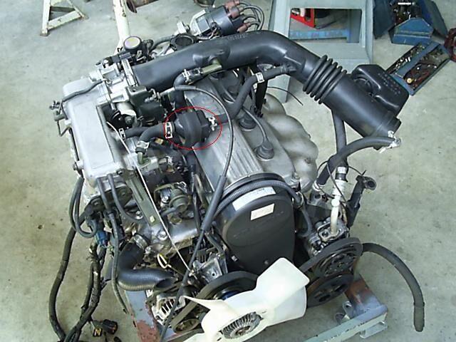 Продам двигатель G16A Suzuki Escudo TD01W TD02W GD31W