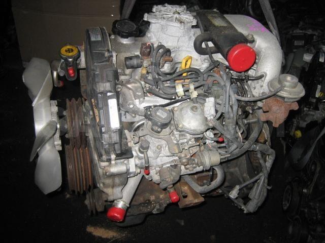 Контрактный двигатель 3CT Toyota Town ace lite ace