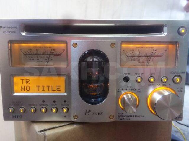 Куплю магнитолу Panasonic CQ-TX 5500