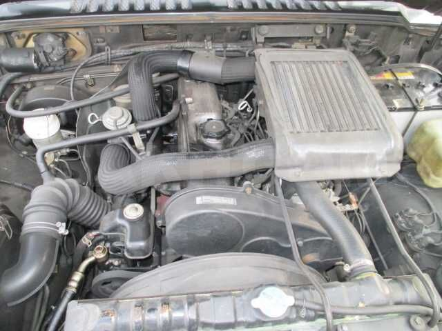 Продам контрактный двигатель 4D56 Mitsubishi pajero Mitsubishi delica