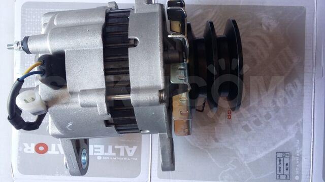 генератор митсубиси фусо 6D16/6D15