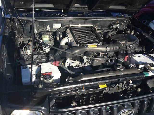 Продам двигатель 1KZ-TE Toyota Prado Surf Hiace