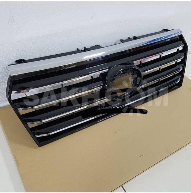 Решётка радиатора Double Eight Prado 150 2018