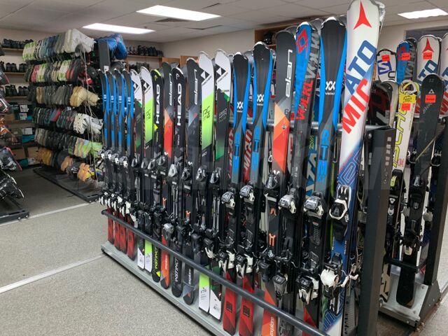 2cb355cc0971 Прокат сноубордов, горных лыж, беговых лыж, снегоступов, ватрушек ...
