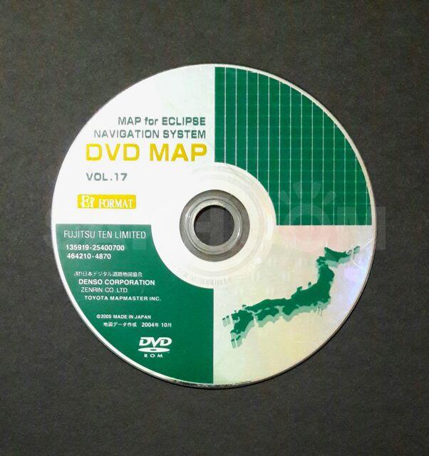 Загрузочный диск Eclipse DVD MAP Vol.17