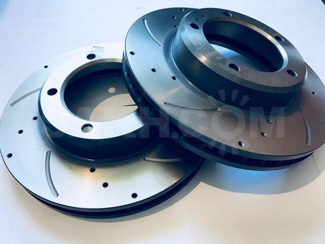 Передние диски на 1JZ-GTE