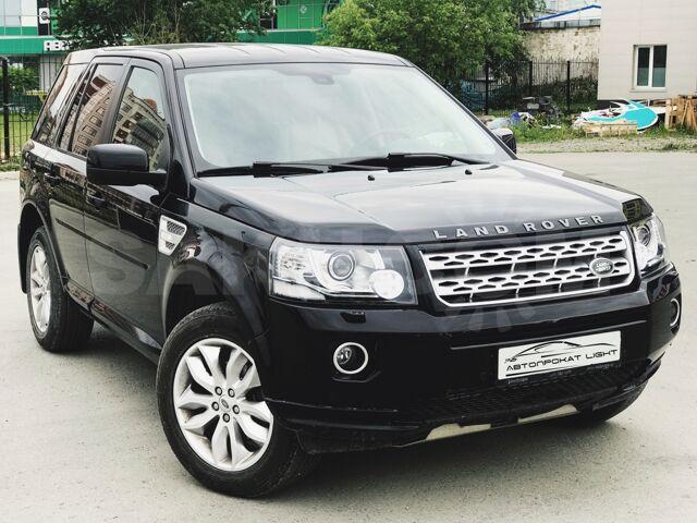 Аренда автомобиля Land Rover Freelander