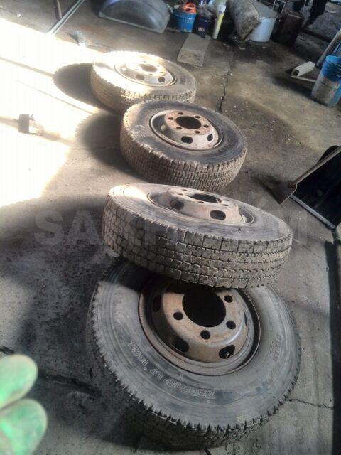 грузовые колеса 2шт 7.50R16LT