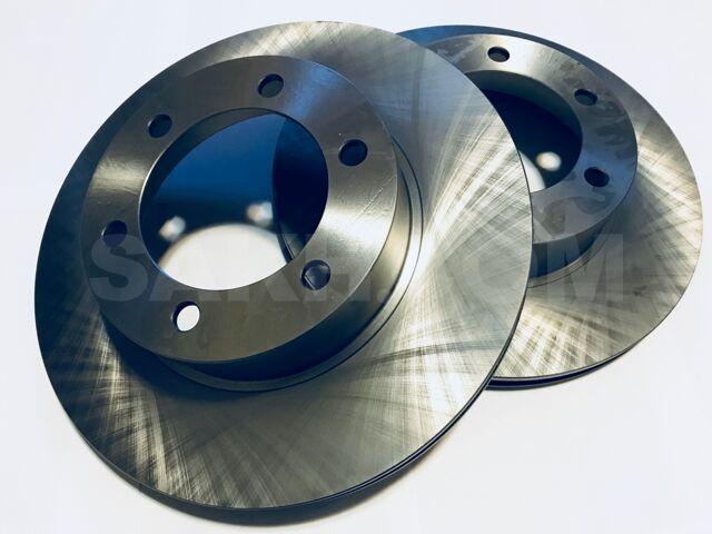 Передние новые диски на Ardeo