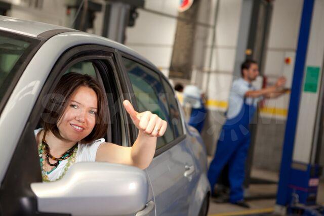 """Кузовной ремонт, покраска автомобиля. СТО """"Белый Автосервис"""""""