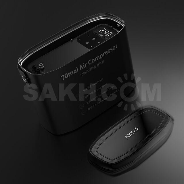 Автомобильный компрессор Xiaomi 70mai Air Compressor. Новые