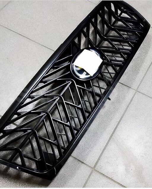 Решетка радиатора стиль TRD для Land 100