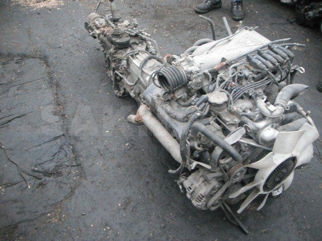 Контрактный катушечный 6G72 Mitsubishi Pajero PD6W V93W V60