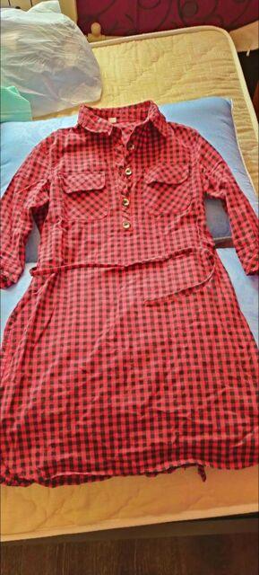Платье-рубашка - 500 руб. Одежда, обувь и аксессуары. Женская одежда. Платья. Платья в Южно-Сахалинске. Объявления Сахалина