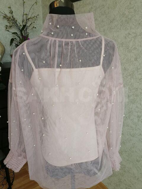 Двойка - 1000 руб. Одежда, обувь и аксессуары. Женская одежда. Блузы, сорочки, топы. Блузы, сорочки, топы в Южно-Сахалинске. Объявления Сахалина