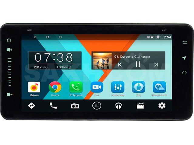 Штатная магнитола Toyota (универсальная) Wide Media MT6901 на Android