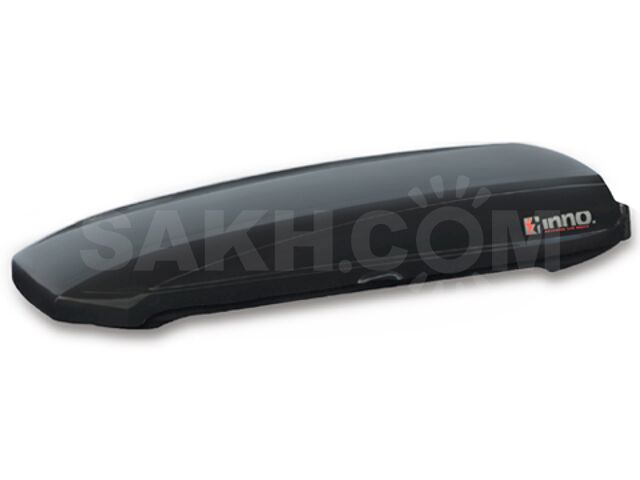 Бокс пластиковый на крышу INNO  440л, New Shadow