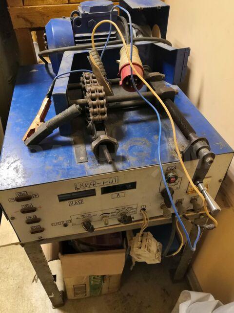 Диагностический стенд СКИФ 1-01 для проверки генераторов