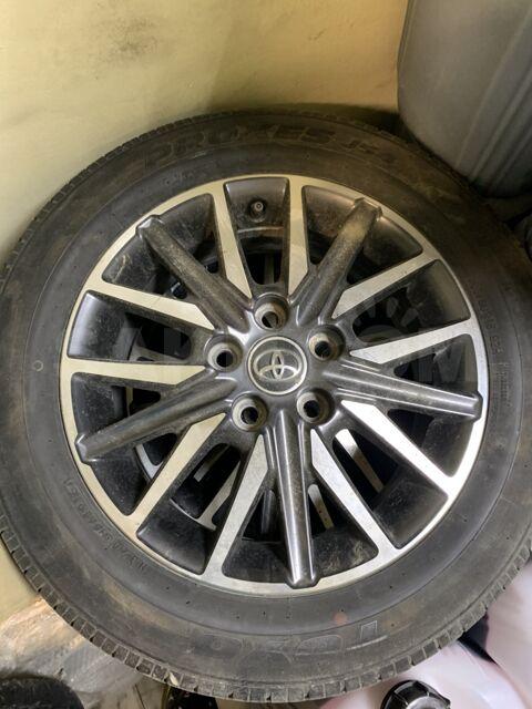 Комплект колес 205/60/16 toyota