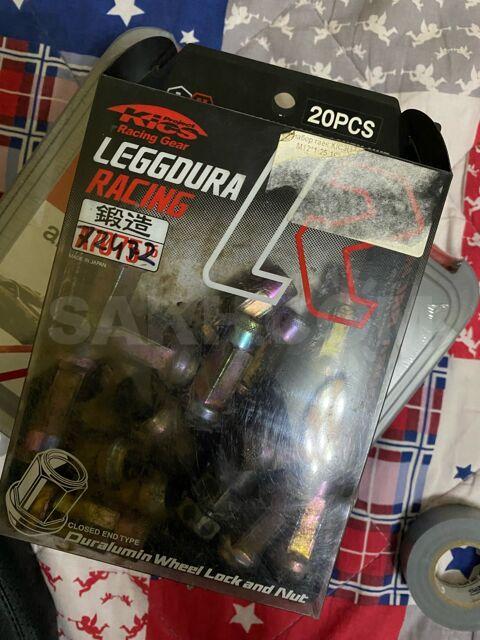 Kics японские гайки м12*1.25