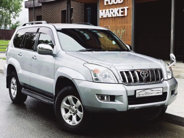 Автопрокат LIGHT, Аренда, прокат TLC Prado
