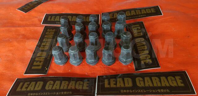 Комплект колесных гаек шаг резьбы 12х1.5 Toyota. Japan. #04