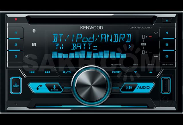 "Kenwood DPX-5200BT от ФС ""Угона.нет"""