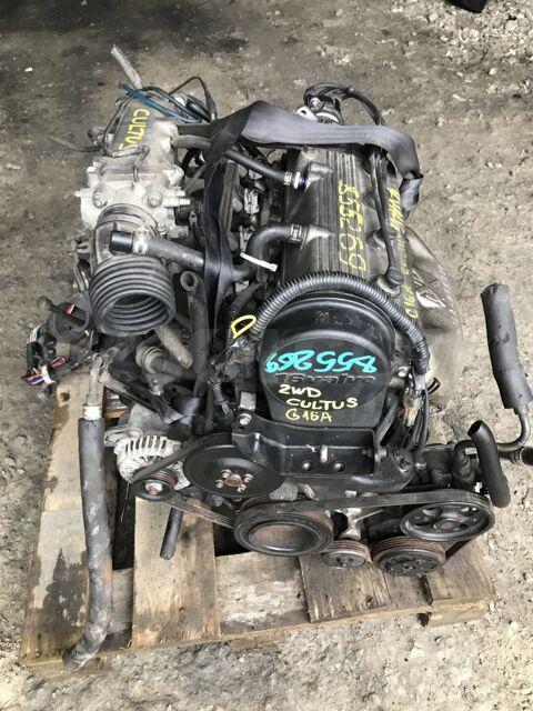 Двигатель G16A с Cultus Сузуки Култус TA01W TD01W TD02W GD31W